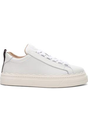 Chloé Lauren Low Top Sneakers in