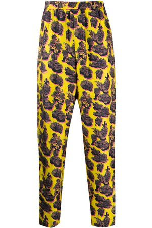 Stella McCartney Trousers - Graphic print trousers