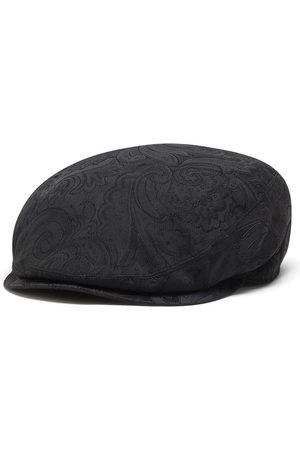 Dolce & Gabbana Men Hats - Baroque-pattern jacquard hat