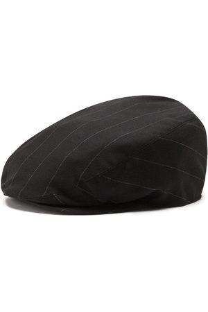 Dolce & Gabbana Men Hats - Stripe-print flat cap