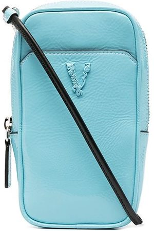 VERSACE Virtus neck pouch