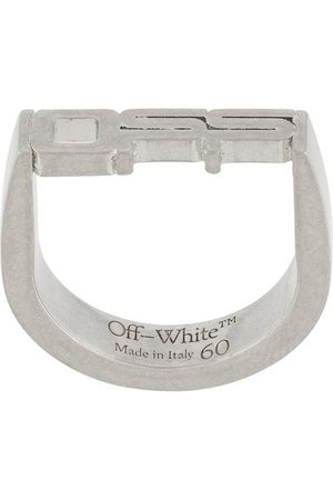 OFF-WHITE OFF TAG RING NO COLOR