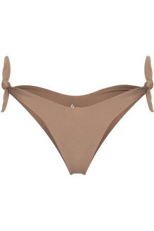 Abysse Tie fastening bikini bottoms