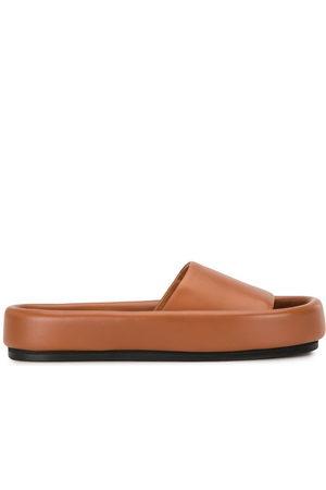 Khaite Raised sole slides