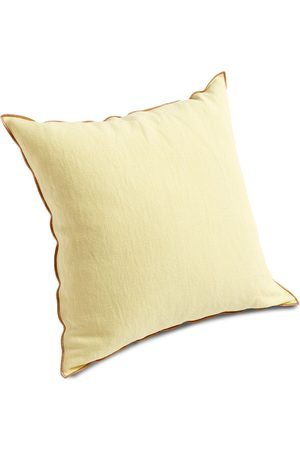 Hay Outline Cushion', lemon sorbet