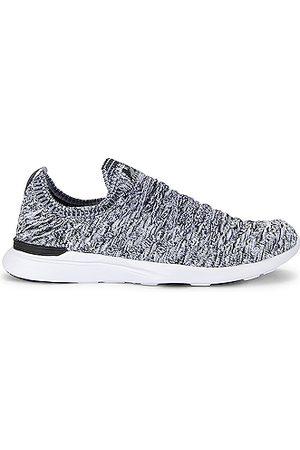 APL Athletic Propulsion Labs Techloom Wave Sneaker in Heather Grey &