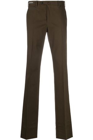 corneliani Tailored twill trousers