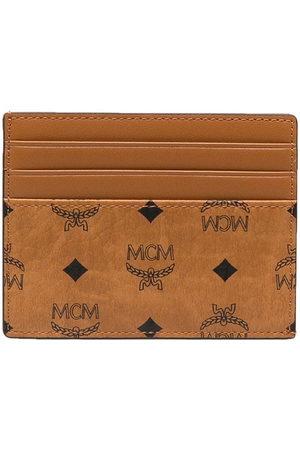 MCM Klassik monogram-print cardholder