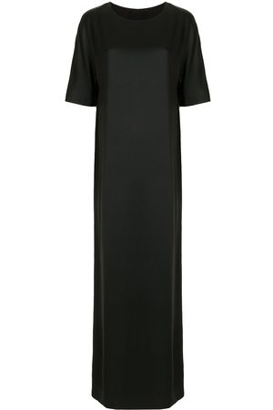 Haider Ackermann Round-neck maxi dress