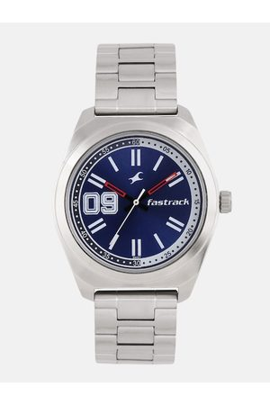 Fastrack Men Blue Analogue Watch 3174SM02