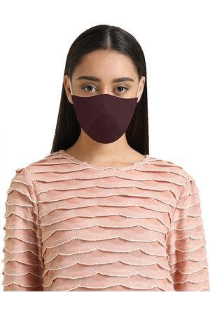 Kazo Women Purple 2-Ply Protective Outdoor Mask