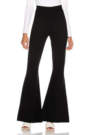 Victor Glemaud Flare Pant in Solid