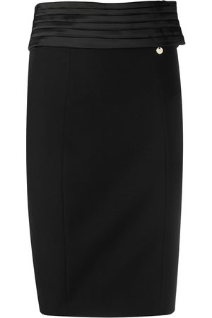 Liu Jo Wide waistband pencil skirt