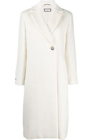 PESERICO SIGN Single-breasted wool coat