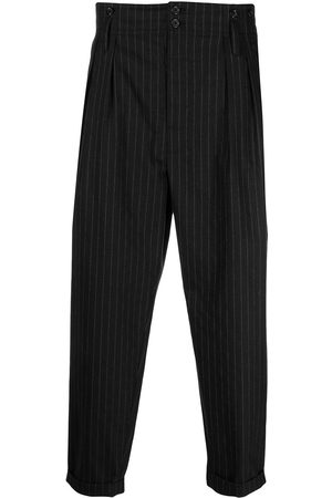 Dolce & Gabbana Men Formal Trousers - Tapered-leg tailored trousers