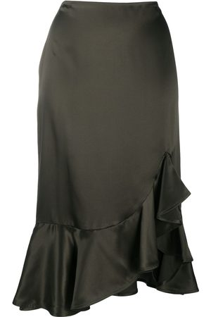 Tom Ford Ruffled midi skirt