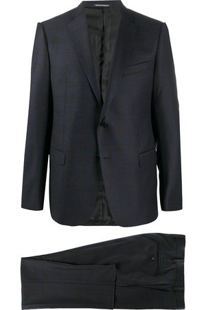 Emporio Armani Single breasted tailored virgin wool suit