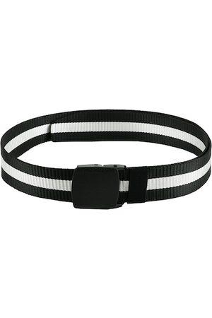 Kastner Men Black & Black Colourblocked Belt