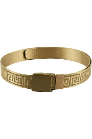 Kastner Men Tan Brown Textured Belt