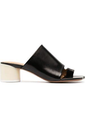 MM6 MAISON MARGIELA Toe-ring heeled sandals