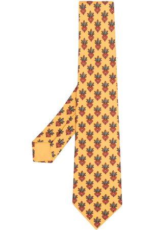 Hermès Men Neckties - 2000s pre-owned jacquard tie