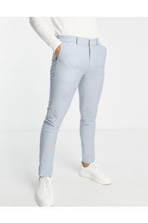 New Look Skinny suit trouser in pale
