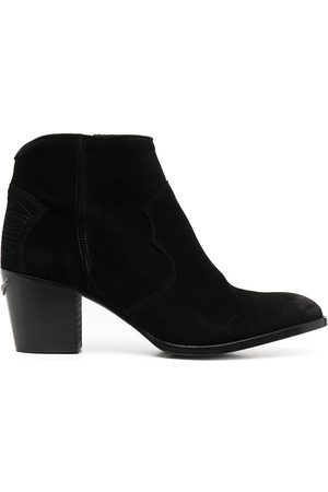 Zadig & Voltaire Molly suede boots