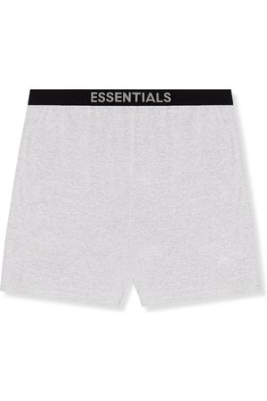 FEAR OF GOD Mélange Cotton-Blend Jersey Shorts