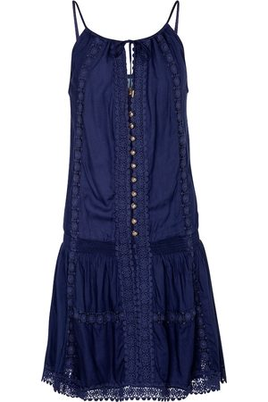 Melissa Odabash Chelsea embroidered minidress