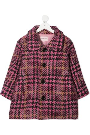 Natasha Zinko Plaid check coat