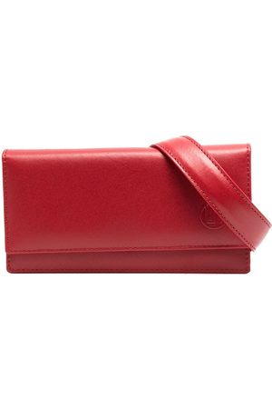 Linda Farrow Logo-detail leather belt bag
