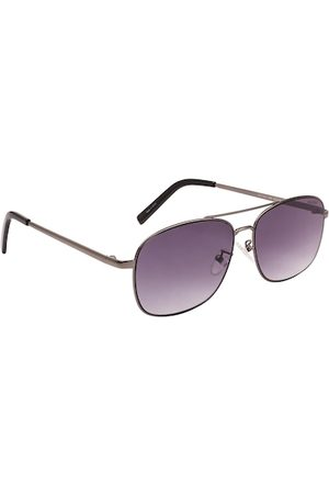 Kenneth Cole Unisex Square UV Protected Sunglasses KC1326 58 09B