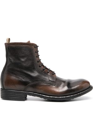 Officine creative Calixte lace-up boots