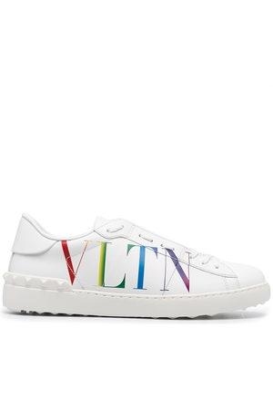 VALENTINO GARAVANI Logo print sneakers