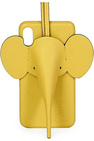 Loewe Elephant Leather iPhone X/XS Cover