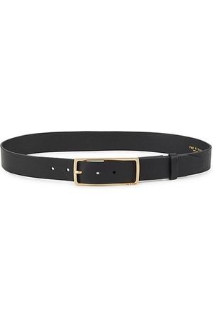 RAG&BONE Rebound Leather Belt