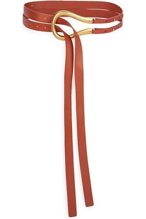 Bottega Veneta Belts - French Leather Belt