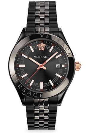VERSACE Hellenyium IP Bracelet Watch