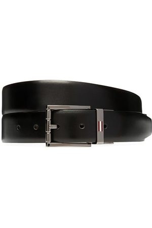 Bally Men Belts - Astor Reversible Leather Belt