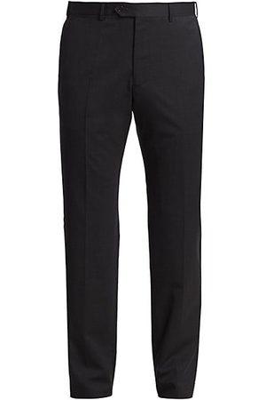 Armani Men Formal Trousers - Wool Trousers