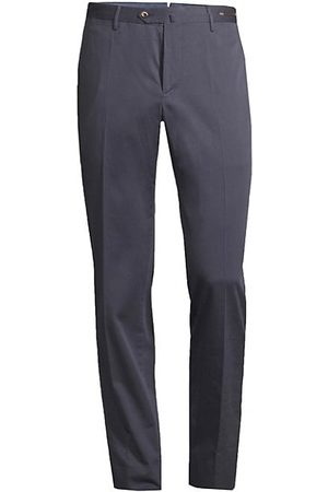 PT01 Slim-Fit Silk-Blend SilkOchino Trousers
