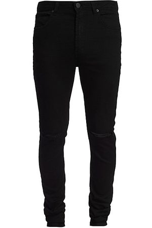 Monfrere Greyson Skinny-Fit Distressed Jeans