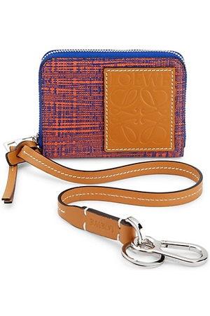 Loewe Men Wallets - Two-Tone Wallet on Strap