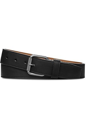 SHINOLA Men Belts - Mack Smooth Leather Belt