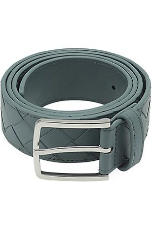 Bottega Veneta Intrecciato Leather Belt