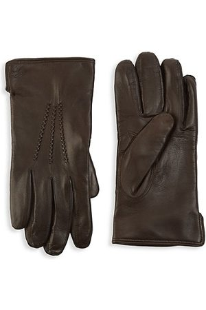 Saks Fifth Avenue Men Gloves - COLLECTION Leather Touch Tech Gloves