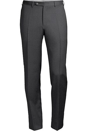 CANALI Men Formal Trousers - Wool Trousers