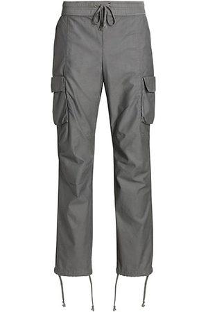JOHN ELLIOTT Men Cargo Trousers - Back Sateen Cargo Pants