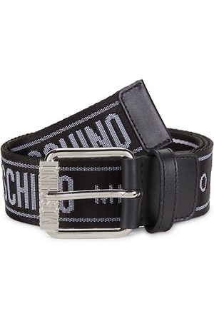 Moschino Fabric Strap Belt