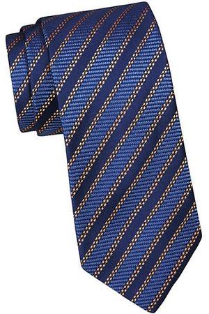 Charvet Men Neckties - Stripe Silk Tie